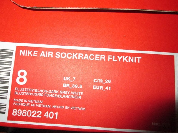 "Air Sockracer Flyknit ""Blustery"" - FAMPRICE.COM by 23PENNY"