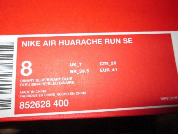 "Air Huarache Run SE ""Binary Blue"" - FAMPRICE.COM by 23PENNY"