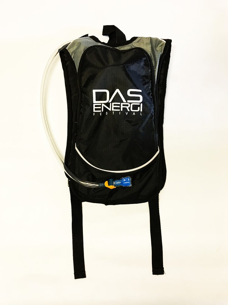 Image of Limited Edition Das Energi Festival Hydration Packs