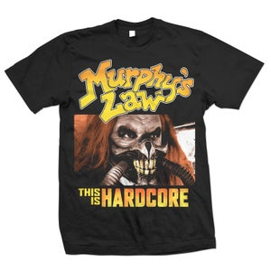 "Image of MURPHY'S LAW ""Immortan Joe - This Is Hardcore"" T-Shirt"