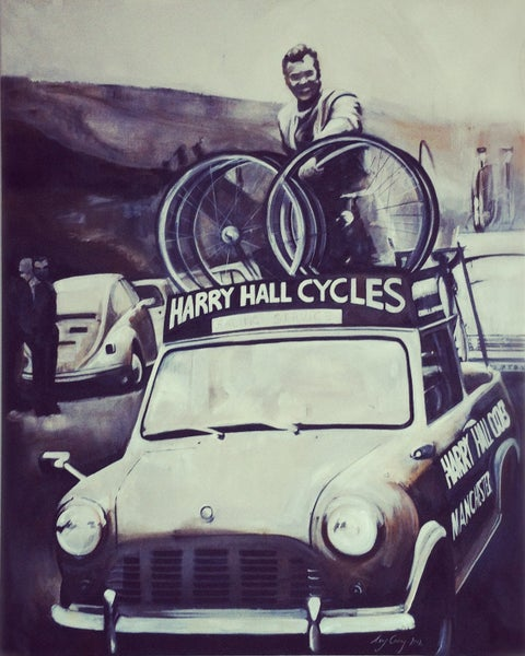 Image of Harry Hall Cycles