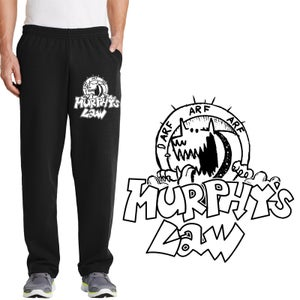 "Image of MURPHY'S LAW ""Arf"" Sweatpants"
