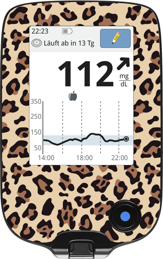 Image of Leopard Screen Protector