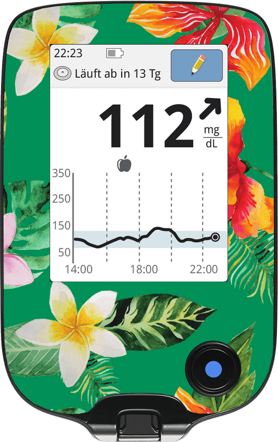 Image of Tropical Screen Protector