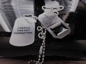 Image of Dog Tags