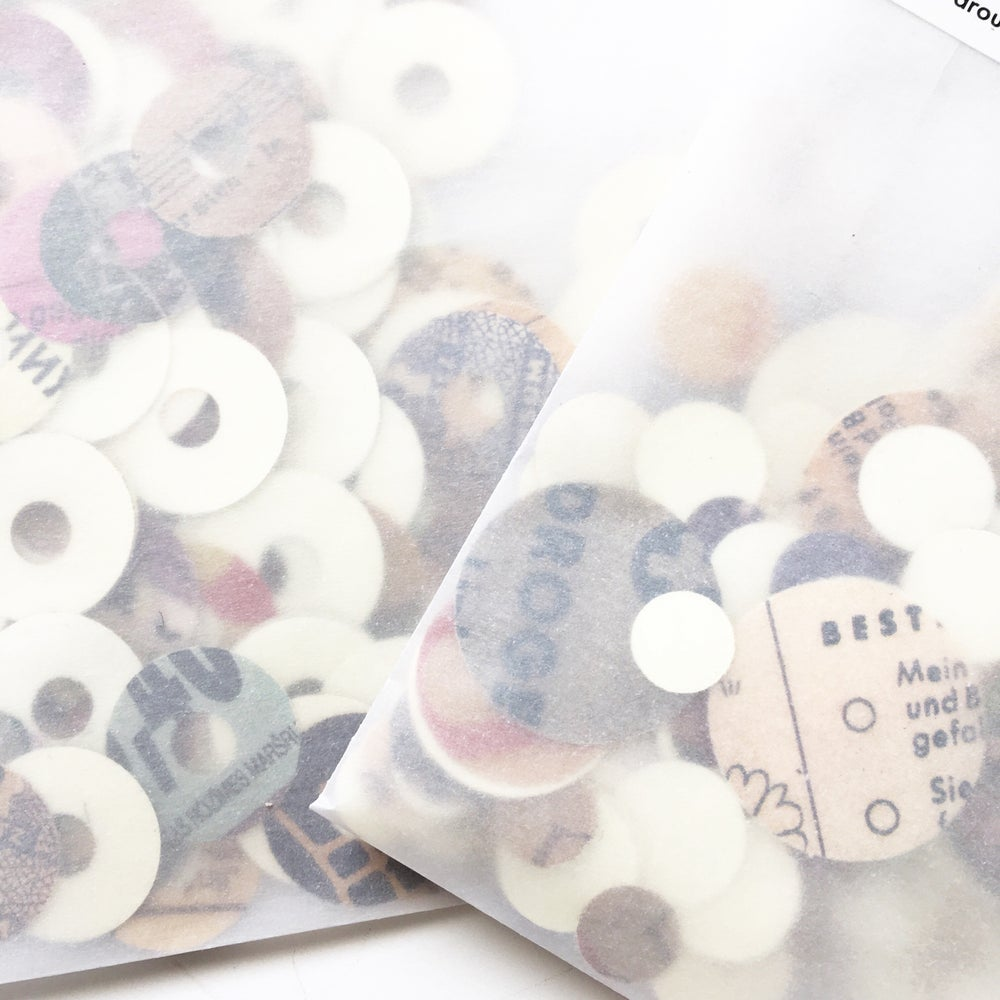 Image of Classiky Hole and Dot Stickers