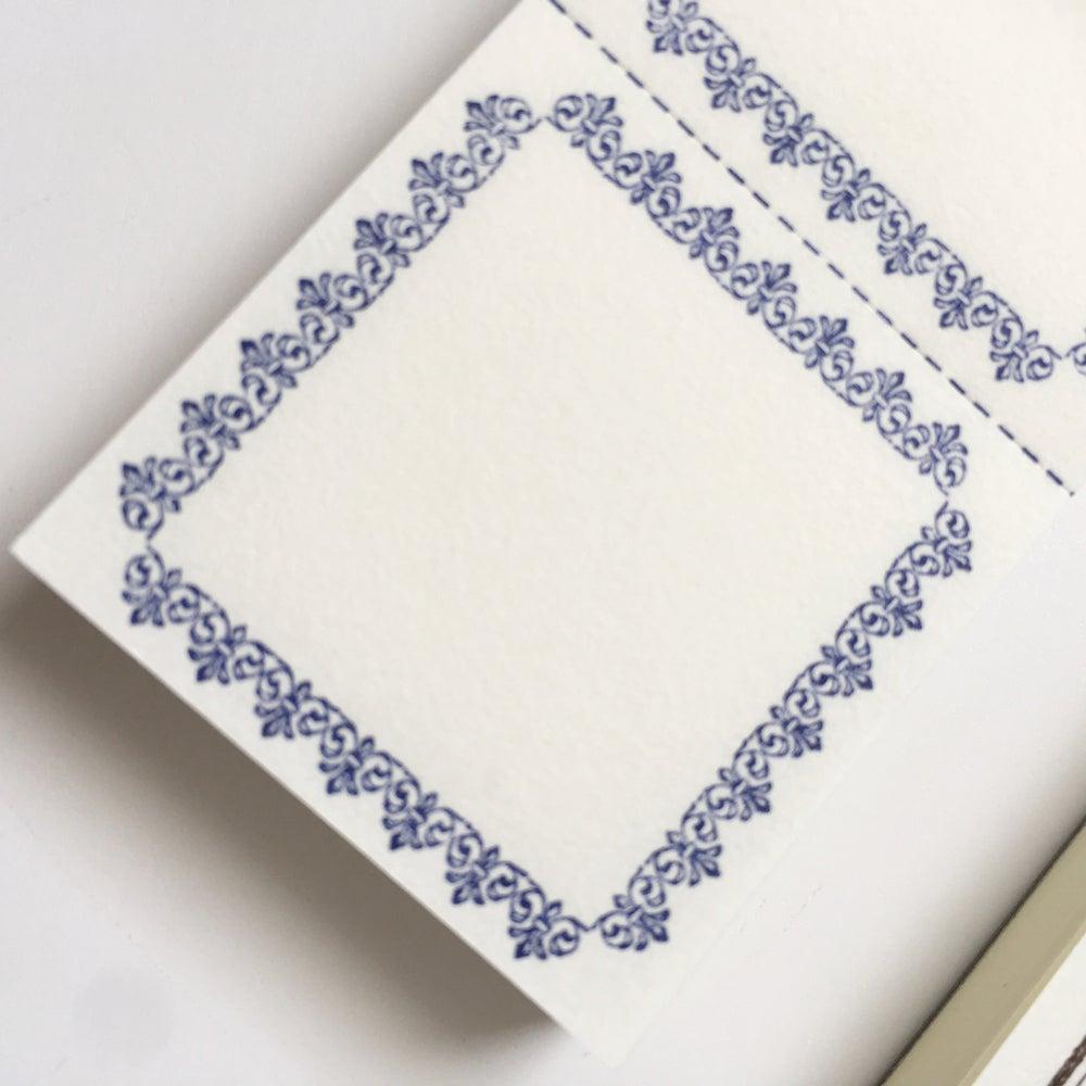 Image of Classiky Letterpress Label Book