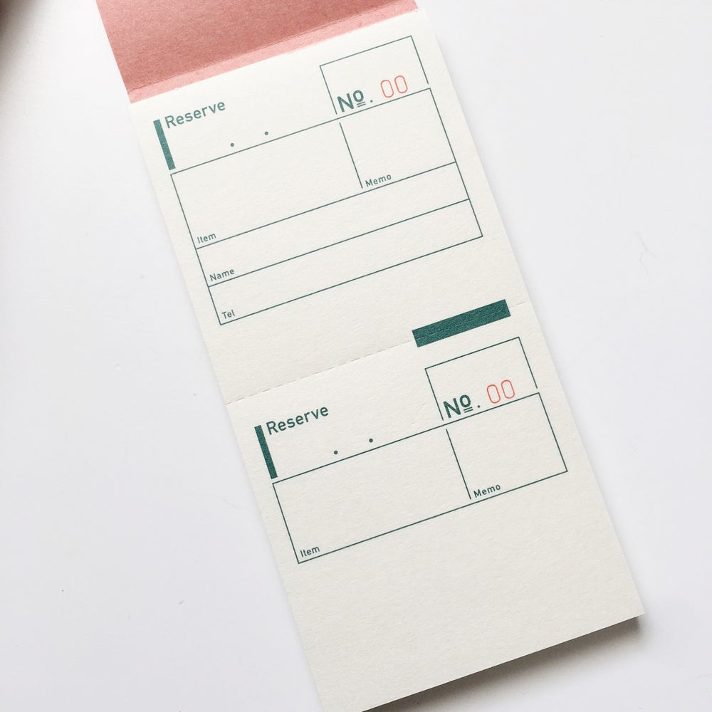 Image of Classiky Reserve Note Pad