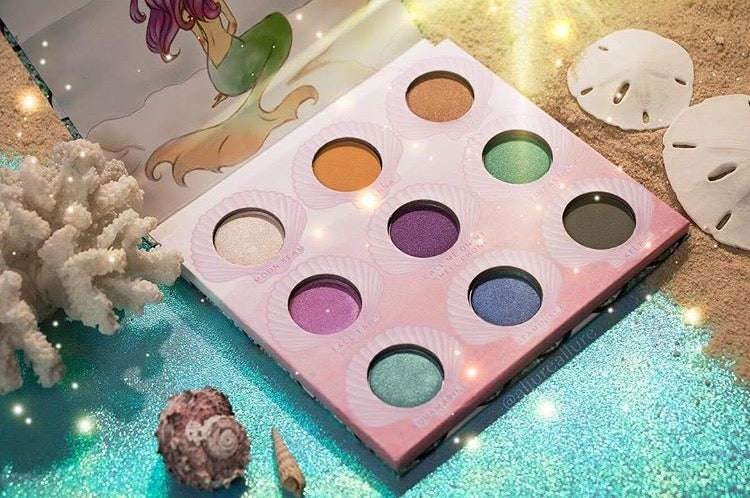 Image of LIMITED EDITION Mermaid Palette
