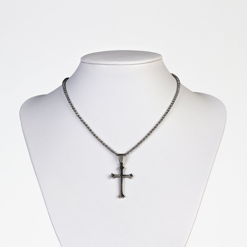 Image of SANSA | Cross Necklace