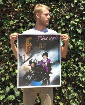 Image of Prince Vegeta