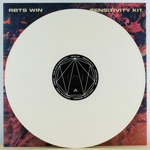 "Image of RBTS Win - Sensitivity Kit - 12"" CREAM Vinyl (Standard)"