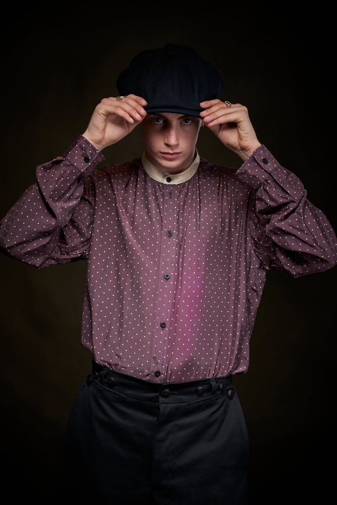 Image of Marley Spotty Shirt