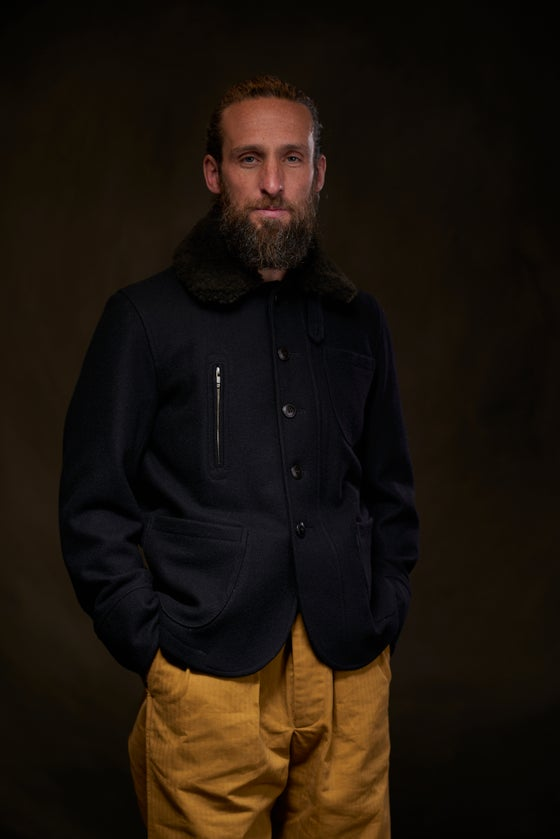 Image of Docker Coat Wool