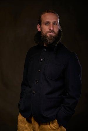 Image of Docker Coat Wool