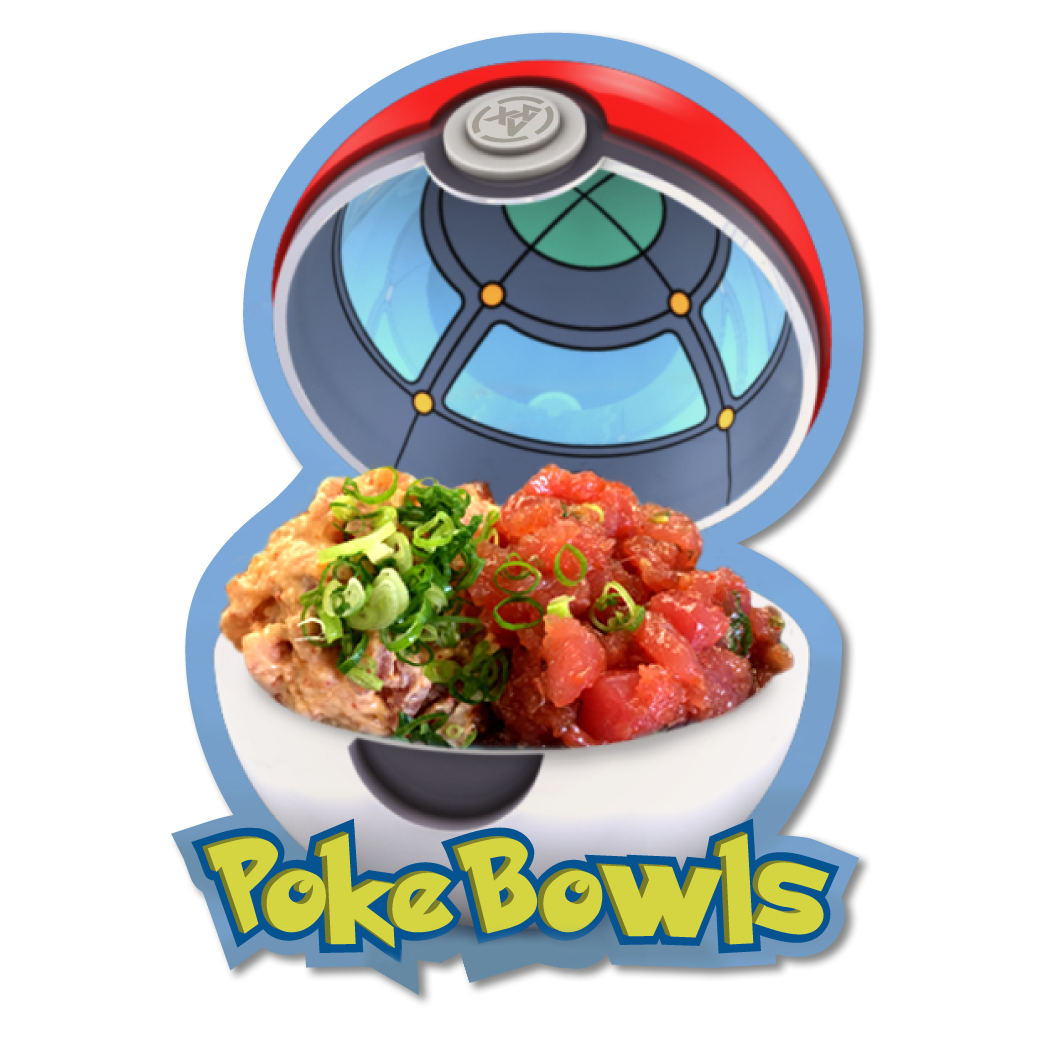 Image of Poke Bowls