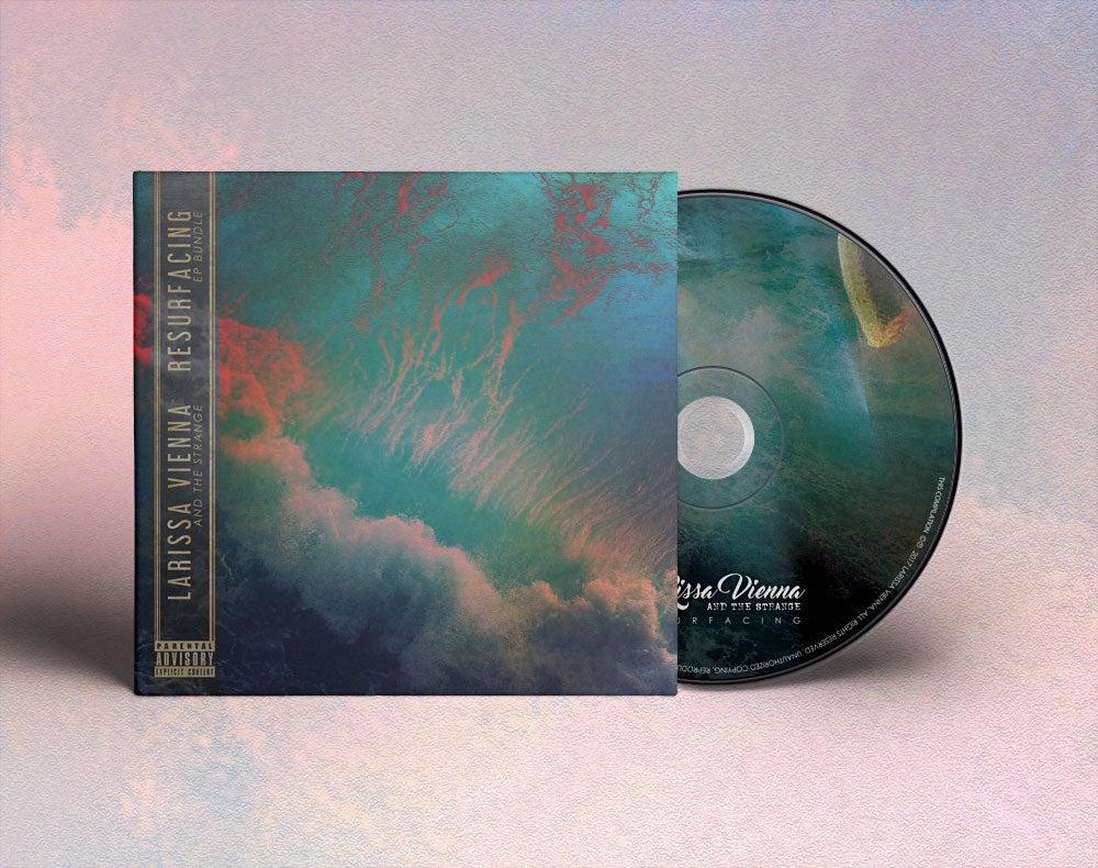 Image of 'Resurfacing' Compilation CD