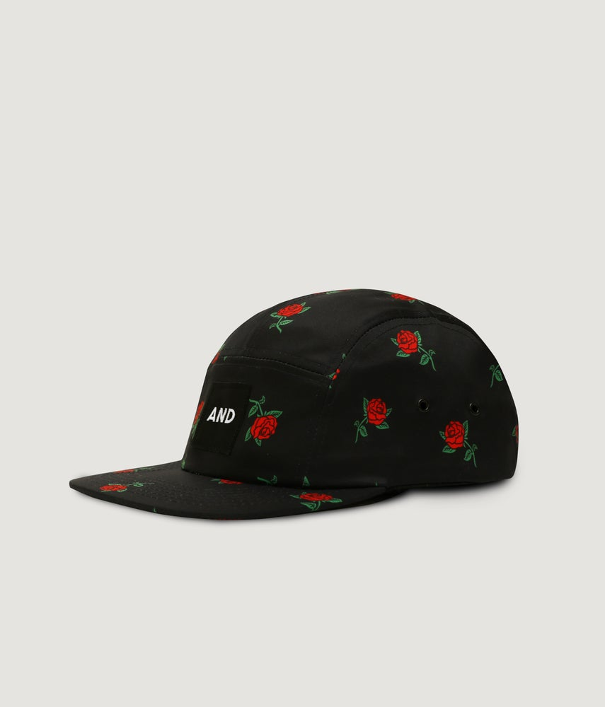 Image of Rose AND 5 Panel Cap