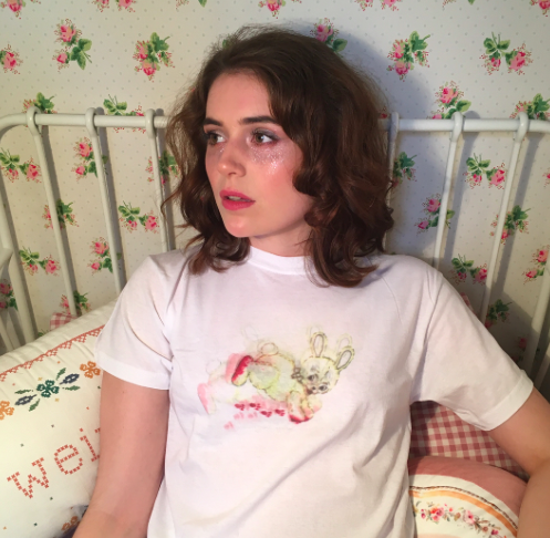 Image of Bloody Bunny tee