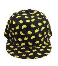 Image of ELEPHANT PRINT HATS