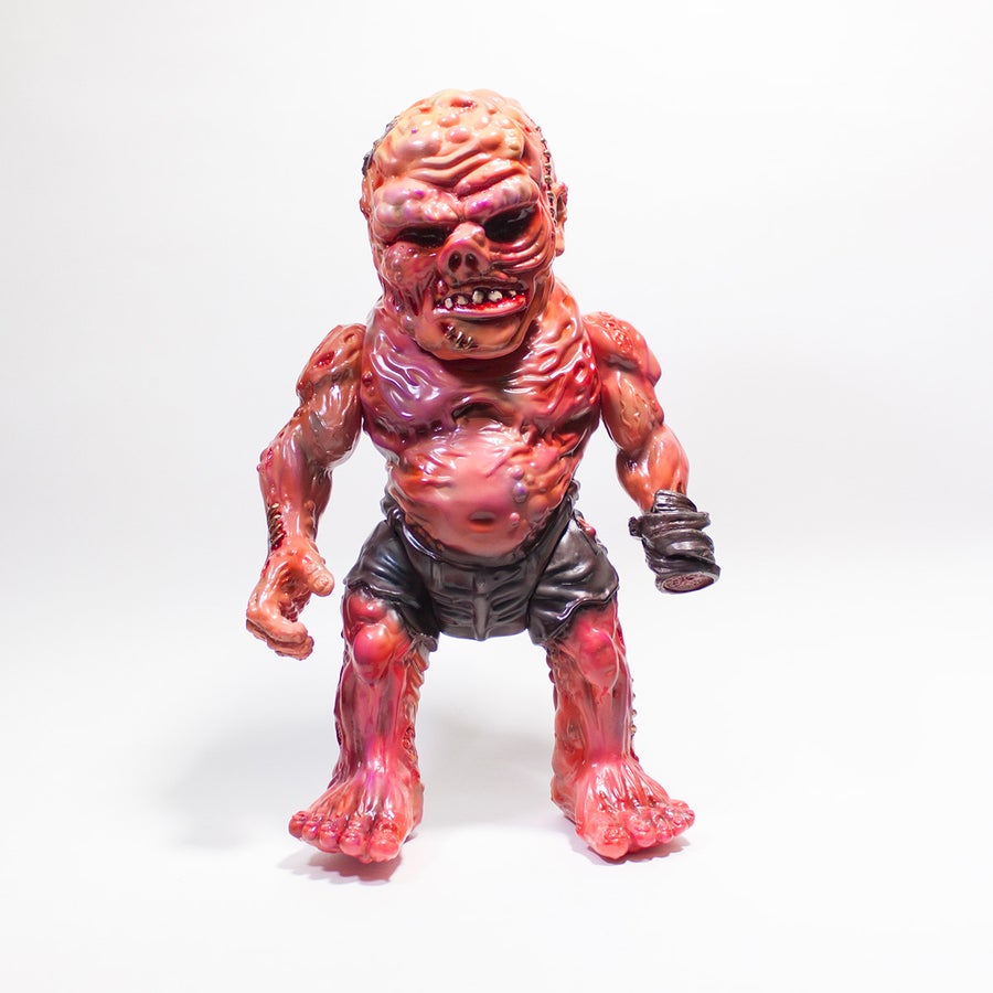 "Image of RETROBAND MEATS ""MUTANT MARBLE"" V.3 LIMITED PREORDER"