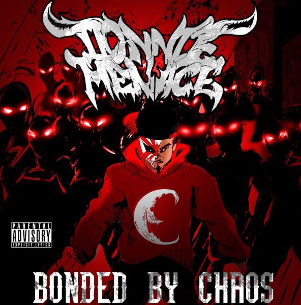 Image of Donnie Menace - Bonded By Chaos CD