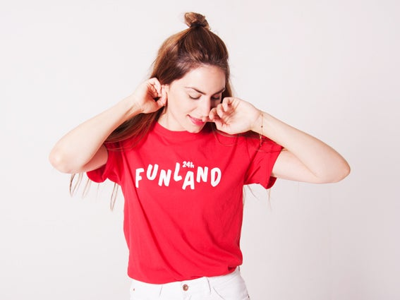 Image of T-SHIRT 24h Funland