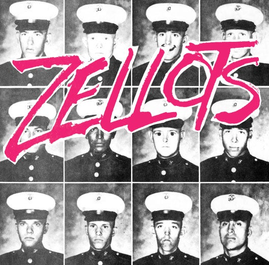 "Image of ZELLOTS (1979) DELUXE FLEXI 7"" *NEW RELEASE*"