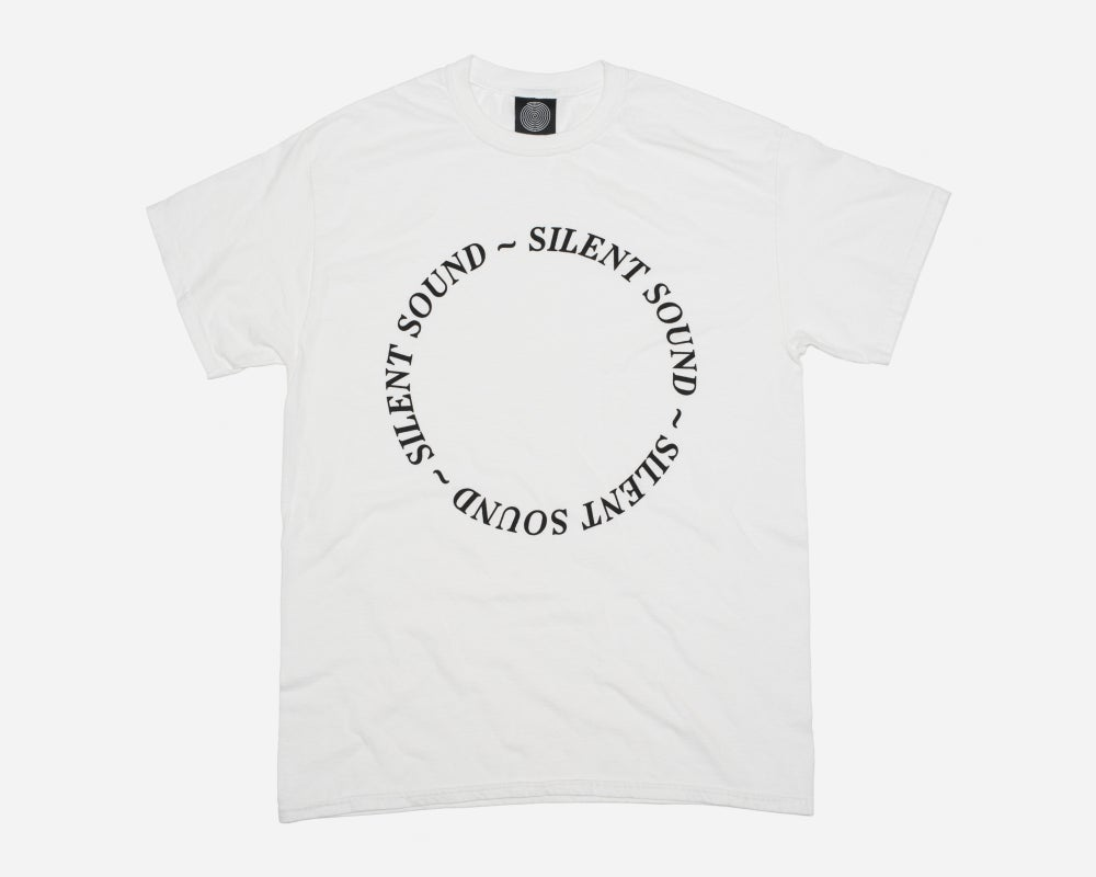 Image of Circle Tee - White