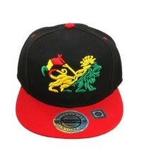 Image of RED GREEN AND GOLD HATS