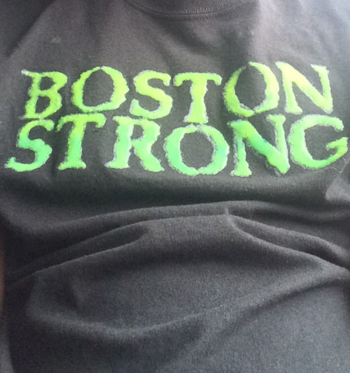 Image of Boston Strong T Shirt