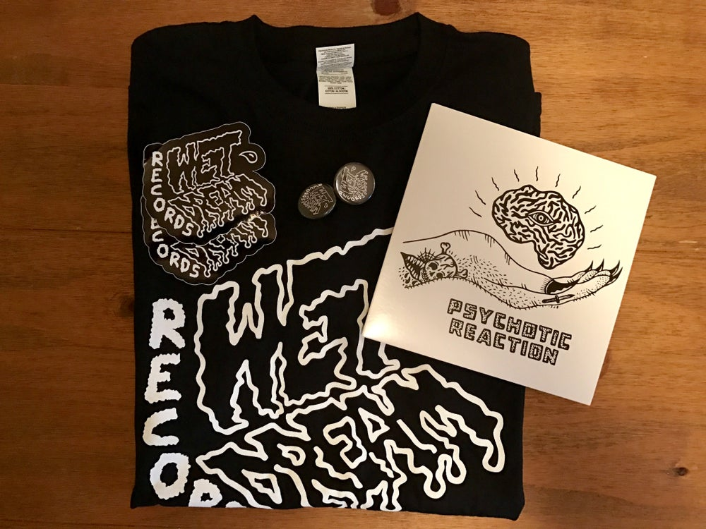 "Image of WDR TEE & 7"" BUNDLE"