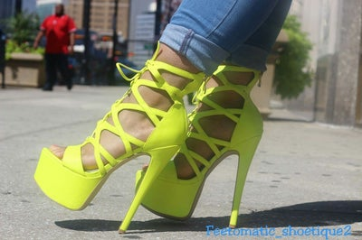 Image of pachanga stilettos