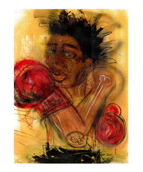 Image of Basquiat VS Warhol