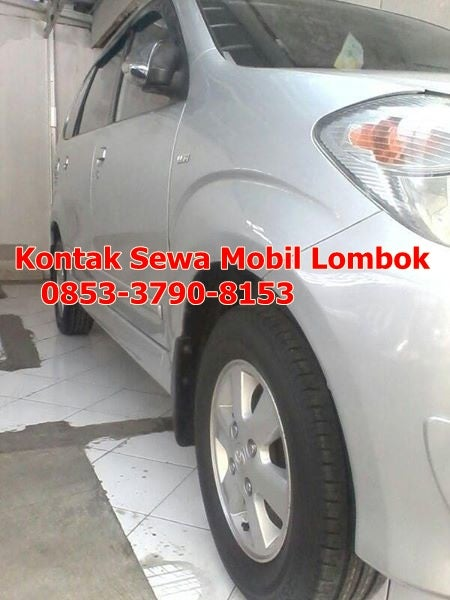 Image of Sewa Transport Dan Mobil Murah Di Lombok