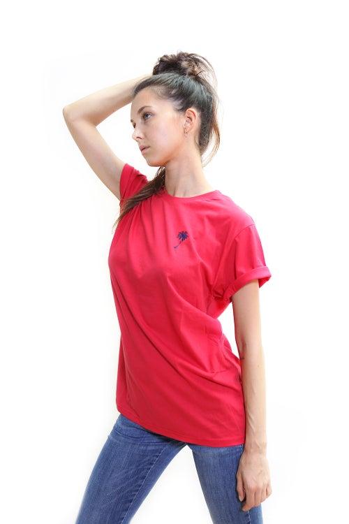 Image of FDP Tshirt Red Unisex