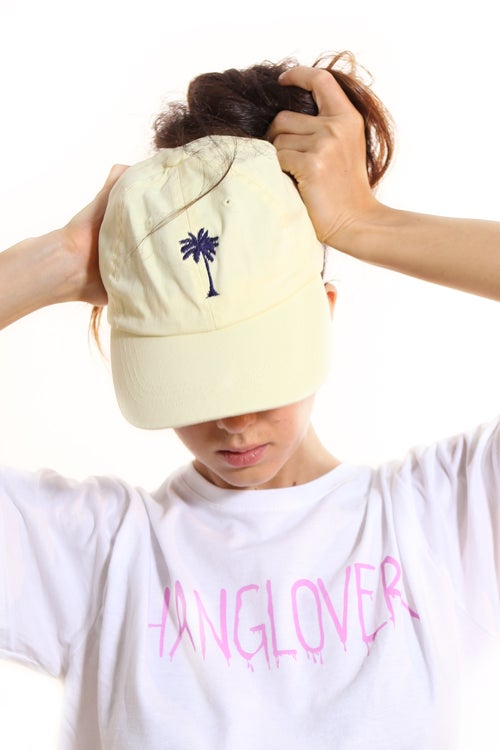 Image of FDP Hat Pastel Lemon