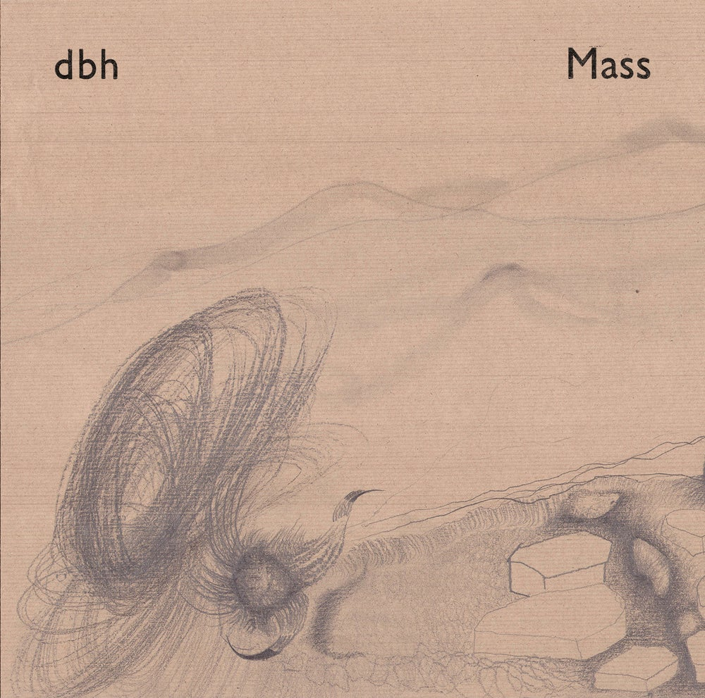 Image of <small>005</small><br>dbh<br><i>Mass</i> (Pre-order CD)