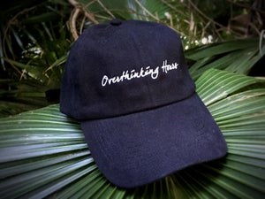Image of Overthinking Hours Dad Hat