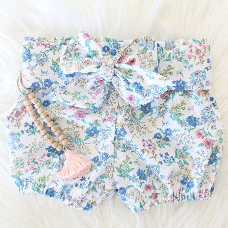 Image of Wildflower Sash Shorties