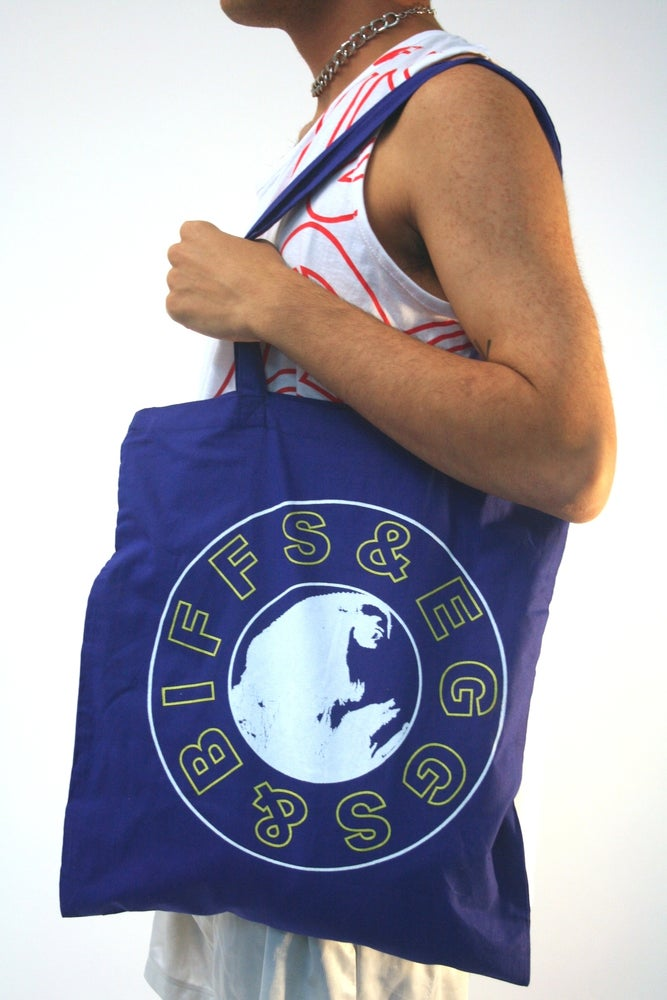 Image of BLUE BARBADOS BAG