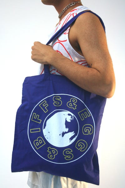 Image of BLUE BARBADOS BAG