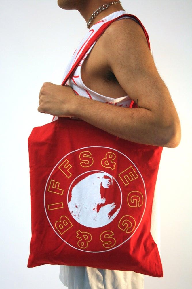 Image of RED RHODES BAG