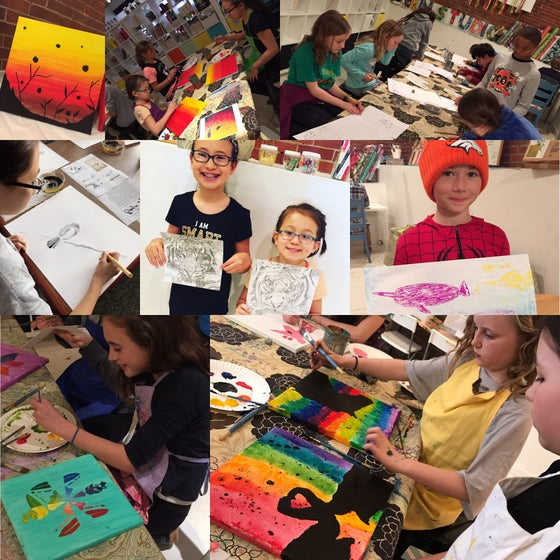 Image of Winter Session: Youth Drawing and Painting beginning Feb. 26