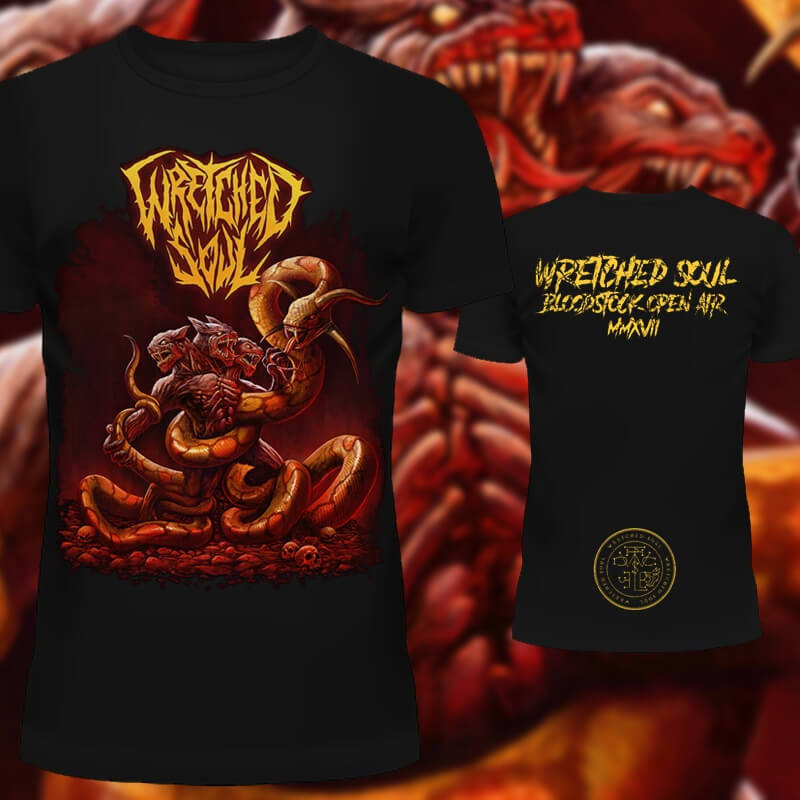 Image of Bloodstock Event Shirt