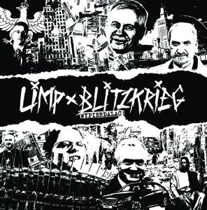 Image of LIMP BLITZKRIEG wypierdalać LP