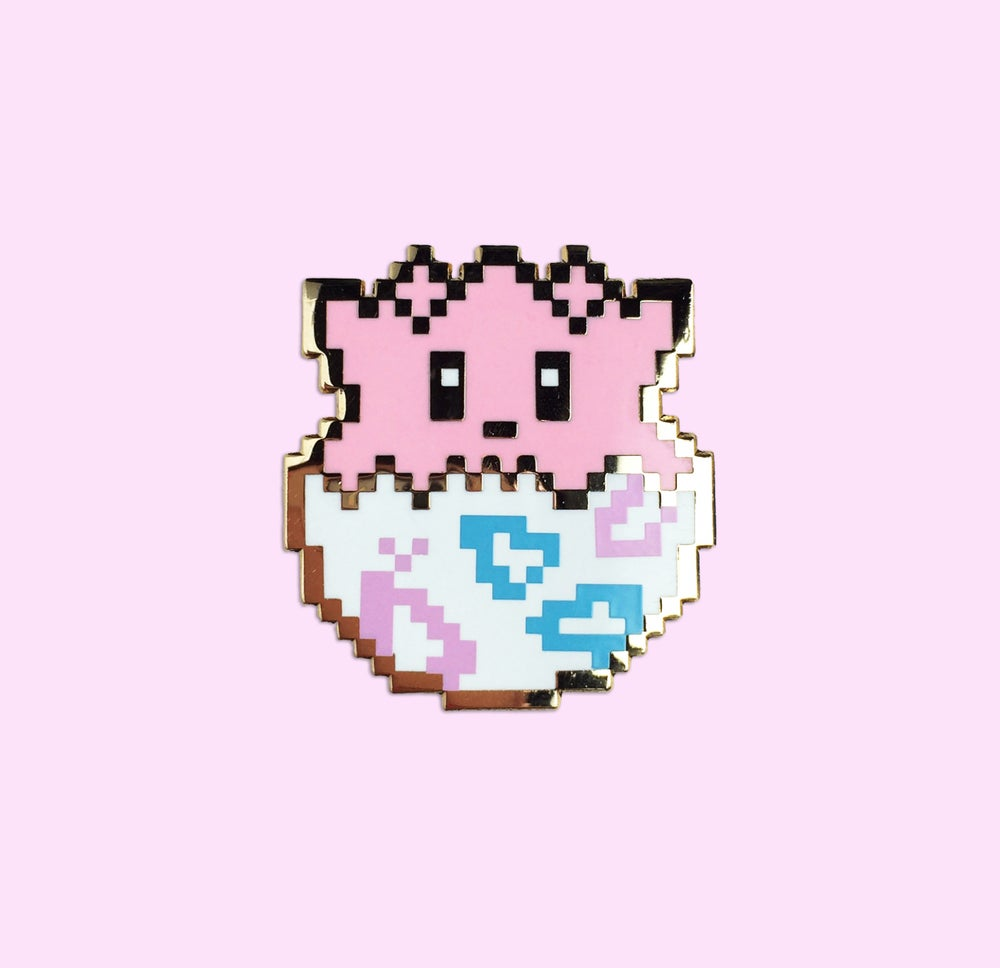 Image of 8bit Togepi