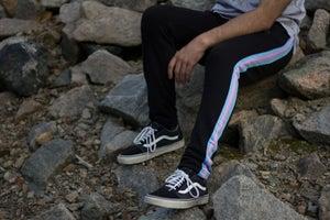 Image of Black Rainbow Pants Pre-Order