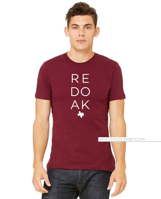 Image of Pre-Order - REDOAK Shirt