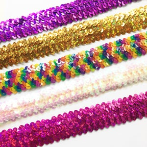 Image of Sequin Chokers